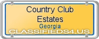 Country Club Estates board